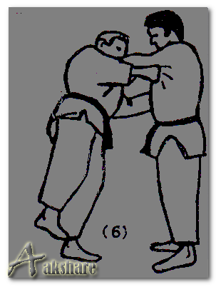 8 Teknik Dasar Menghilangkan Keseimbangan Lawan Judo