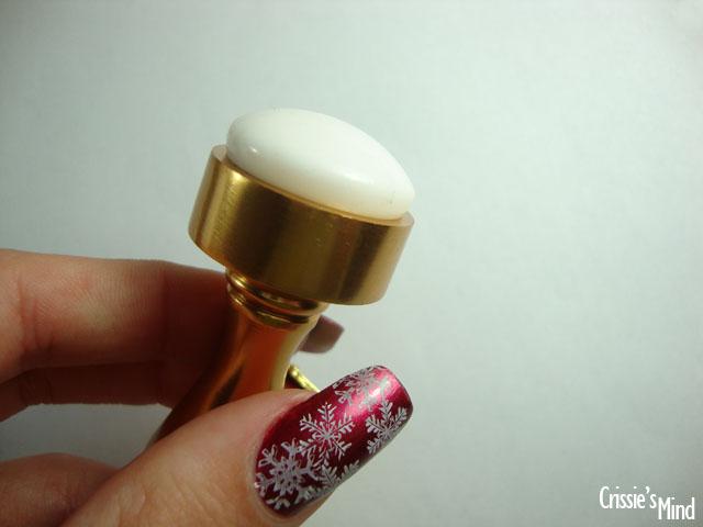 Nail Marshmallow Stamper