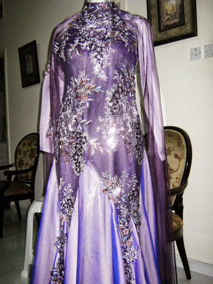 فساتين و أزياء سهرات عراقية