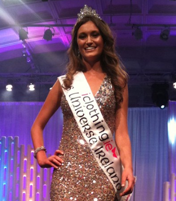 miss universe ireland 2011 winner aoife hannon