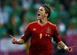 TORRES TAUNTS THE IRISH FANS