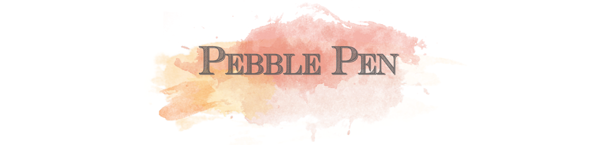 Pebble Pen Book Blog