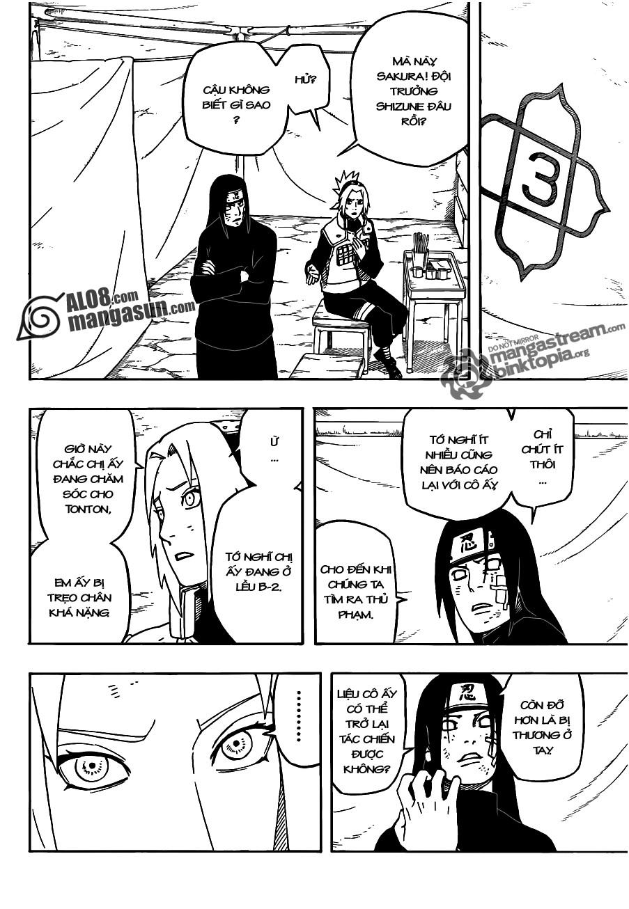 Naruto chap 540 Trang 6 - Mangak.info