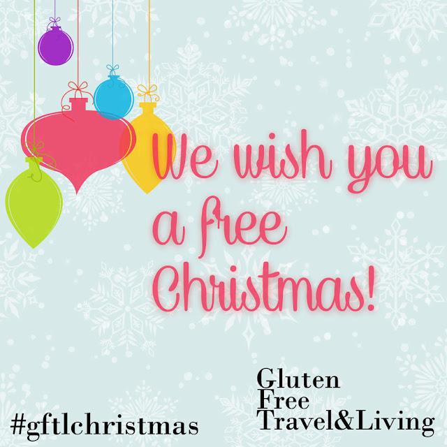 gli auguri della redazione di gluten free travel & living