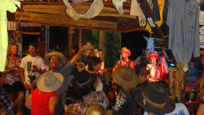what a fantastic night it was for new years eve our inbred hillbilly theme night brought all the special people out of the wood work and man was it a