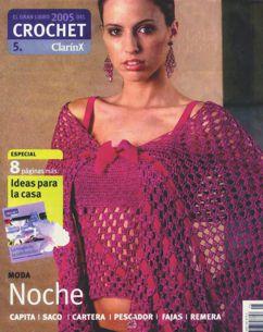 R31 El gran libro el Crochet - Clarín X 2005