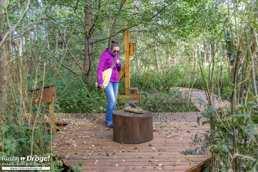 Turtul - Ścieżki edukacyjne dla turystów