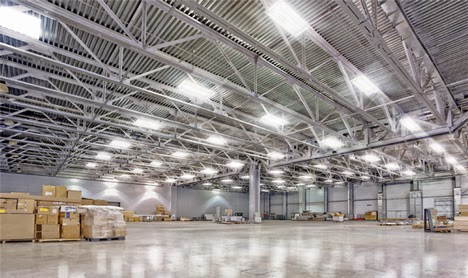Choosing Efficient Warehouse Lighting Standard