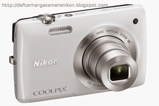 Harga dan Spesifikasi Kamera Nikon Coolpix S4300