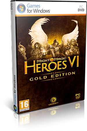 Might and Magic - Heroes VI Gold Edition [2012] [PC] [Multi Incl. Español] [1DVD9]
