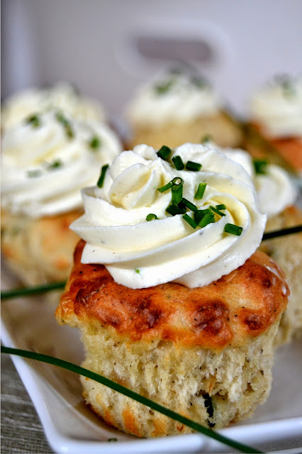Arbroath Smokie Cupcakes