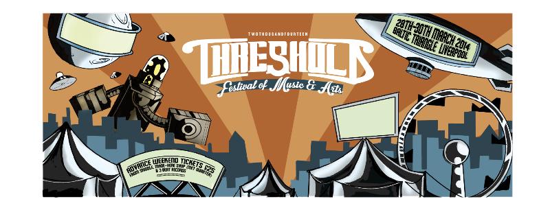 Threshold festival 2014 Line-Up