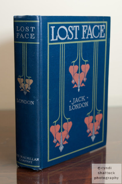 First edition of Lost Face by Jack London from 1910