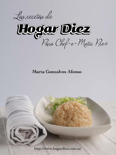 Hogar diez pdf con las recetas de hogardiez para chef o - Recetas cocina chef matic pro ...