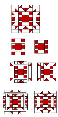 Quilt Pattern Block of the Month Tutorial