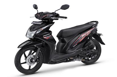 Honda BeAT-FI Combi Brake System