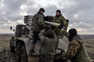 Pemberontak Pro Rusia dan Militer Ukraina Saling Tukar Tawanan