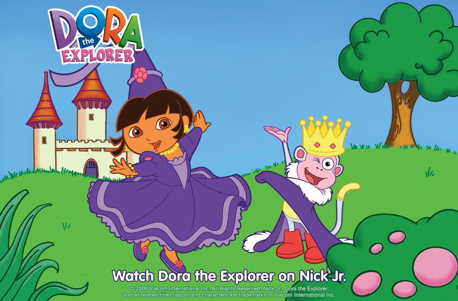 ... Entretenimiento Infantil: Fondos de pantalla Dora la Exploradora 02