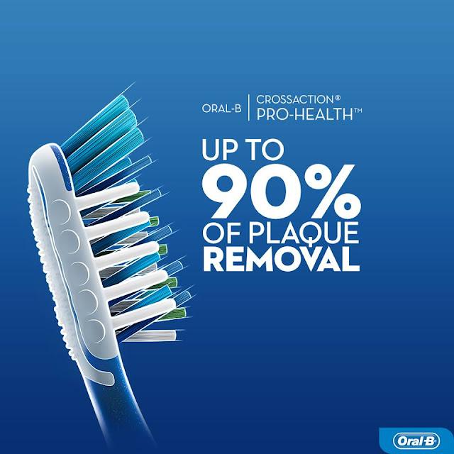 Oral B Prohealth 7 Benefits