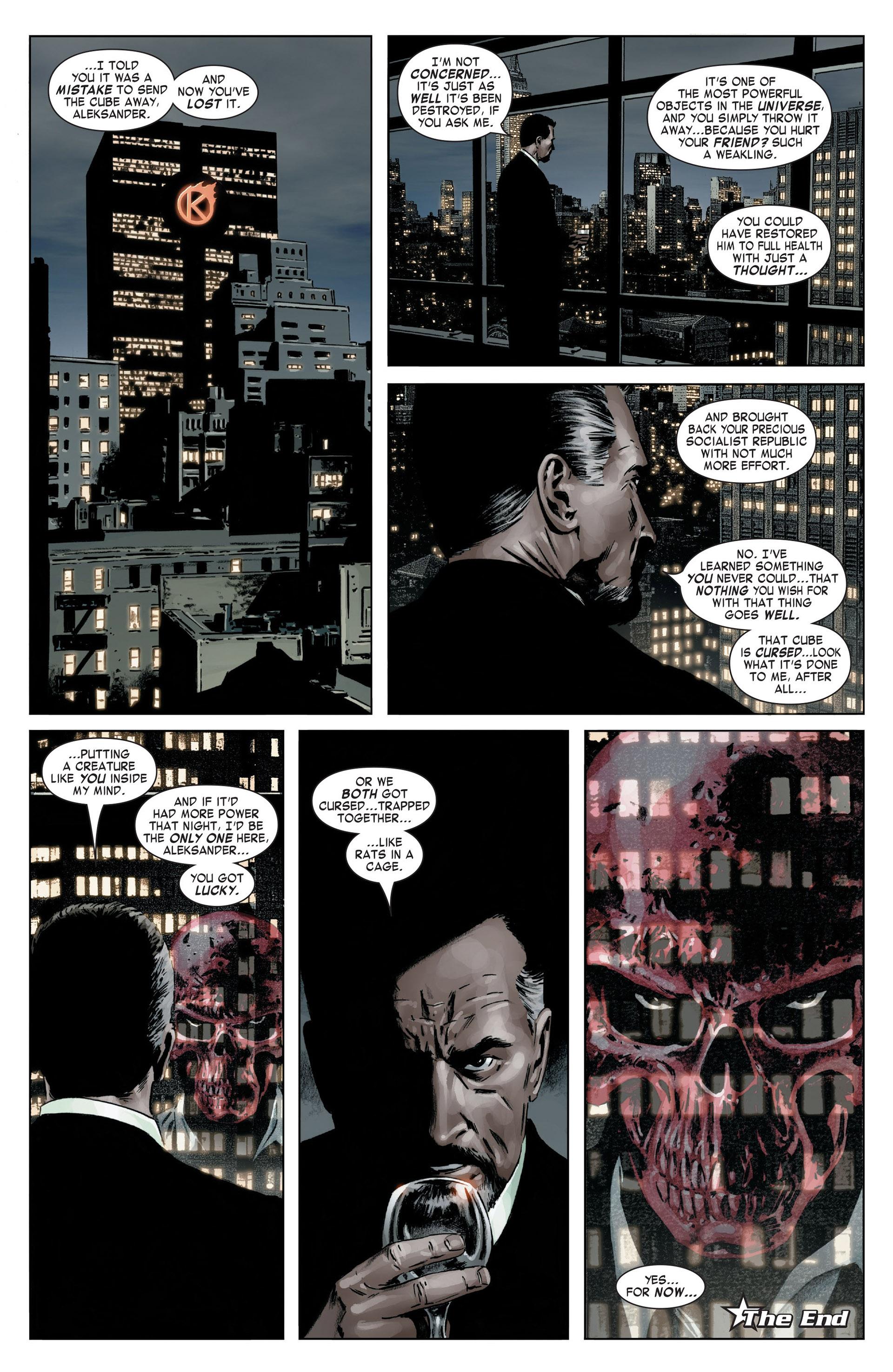 Captain America (2005) Issue #14 #14 - English 23