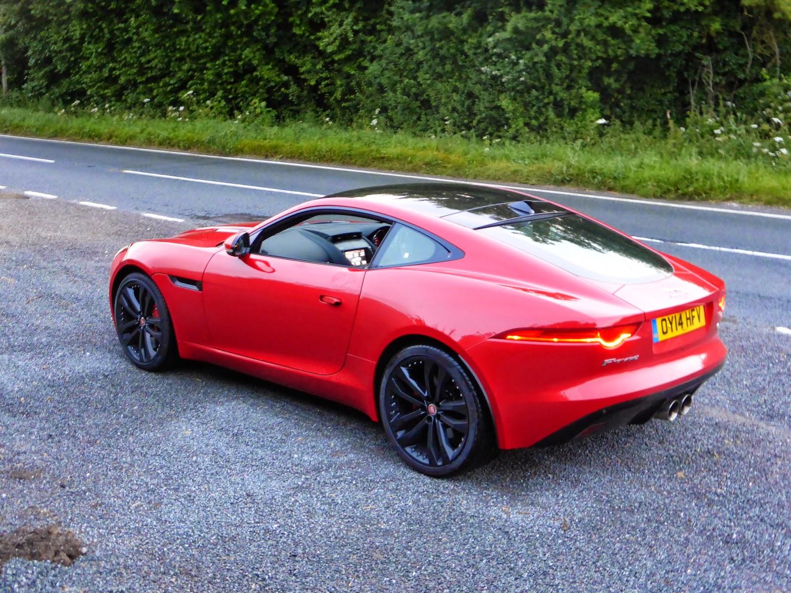 2014 Jaguar F Type Coupe V6 S