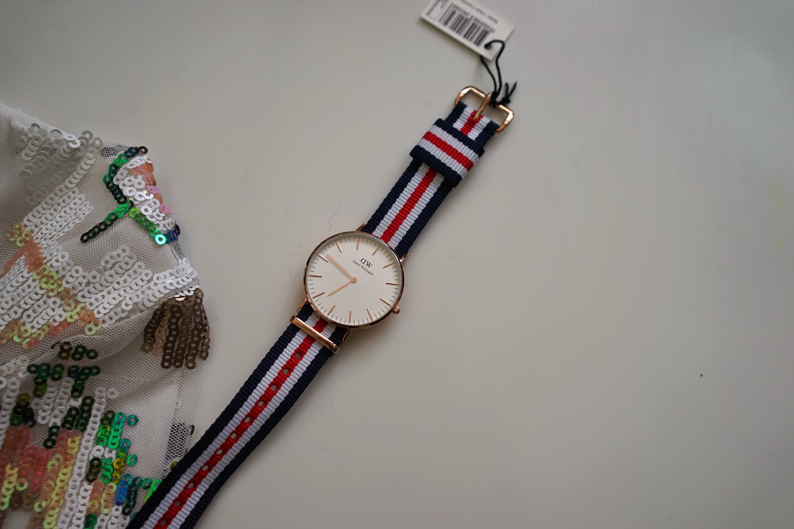 Daniel Wellington Cantebury watch