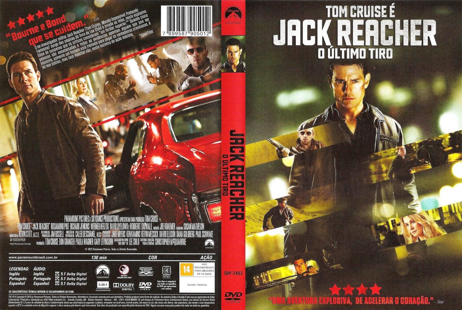 jack reacher ultimo tiro filme completo dublado