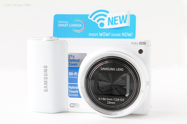 Make Capturing Memories Easier with Samsung Smart Cameras #pixbundle