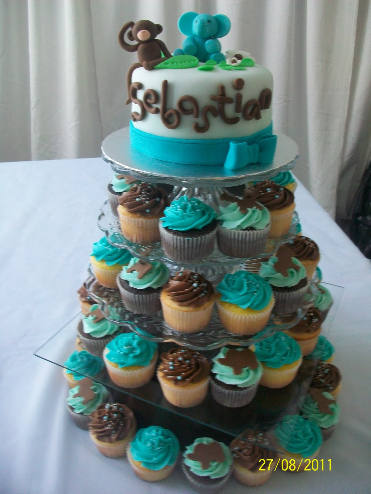 Cherry Pasteleria Creativa Pasteles Baby Shower