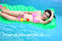 Harazchika Dewi for Popular Magazine, May 2012 (Part 1)