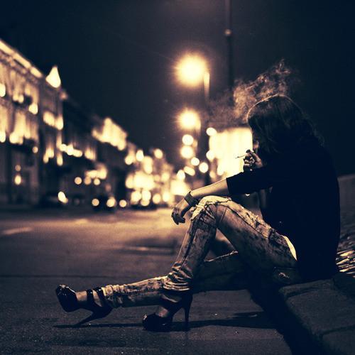 Loving Alone Wallpaper Alone Girls