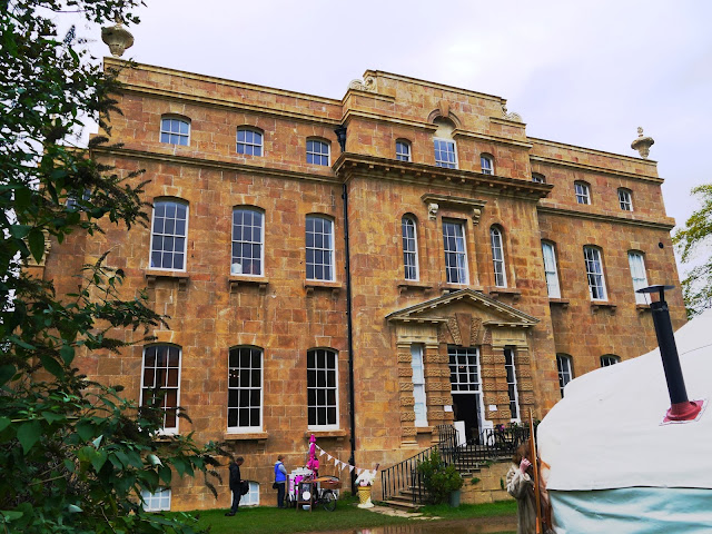 Kings Weston House