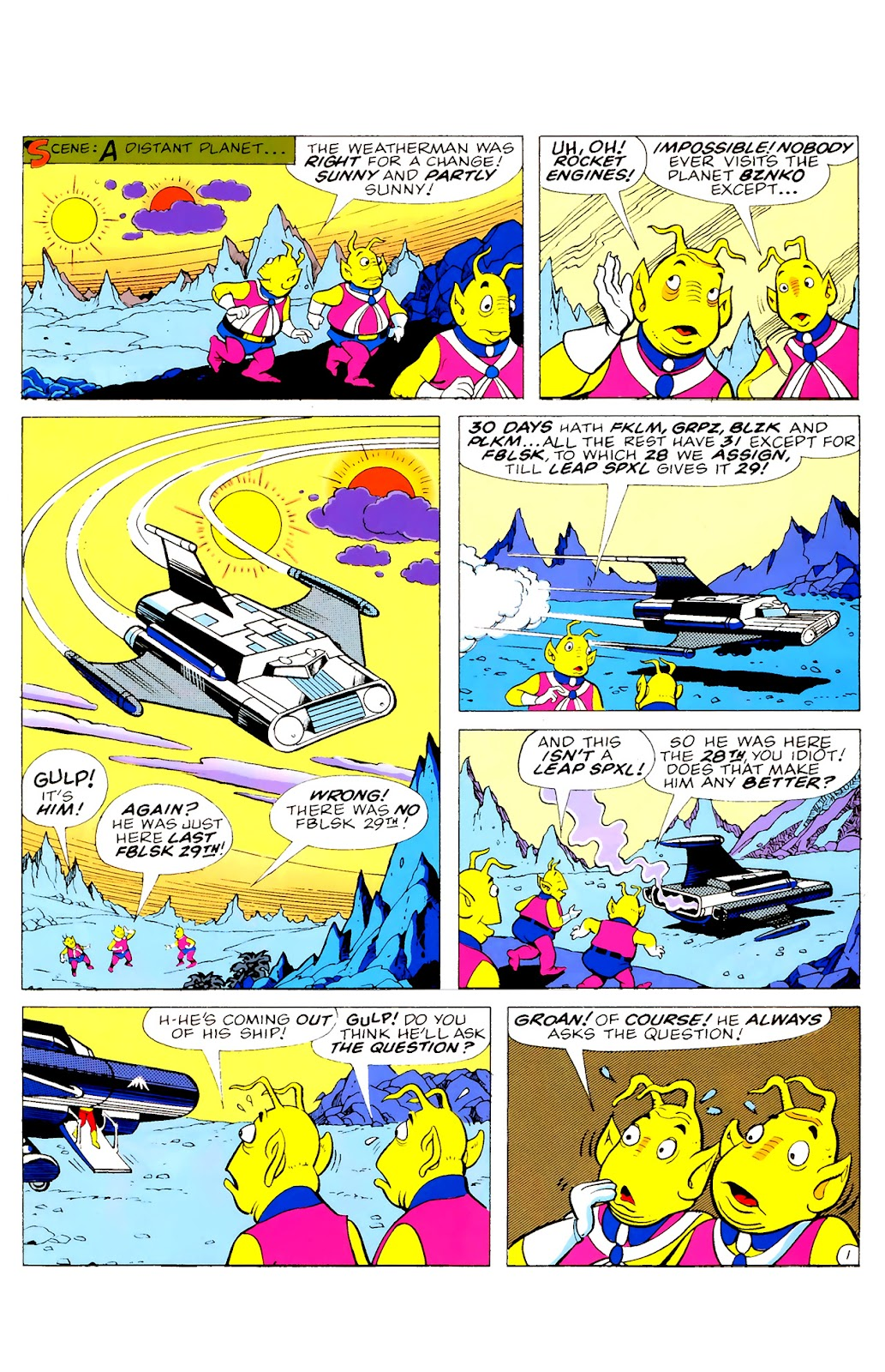 Read online X-Babies comic -  Issue #2 - 25