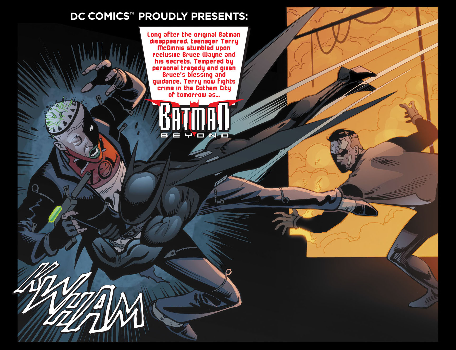 Batman Beyond (2012) Issue #18 #18 - English 4