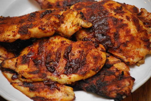 My story in recipes: Spicy Paprika Lime Chicken