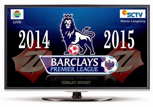 Jadwal & Siaran Langsung Liga Inggris 2014-2015