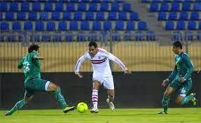 مباراة الزمالك والإتحاد السكندري اليوم الخميس 30 أكتوبر 2014