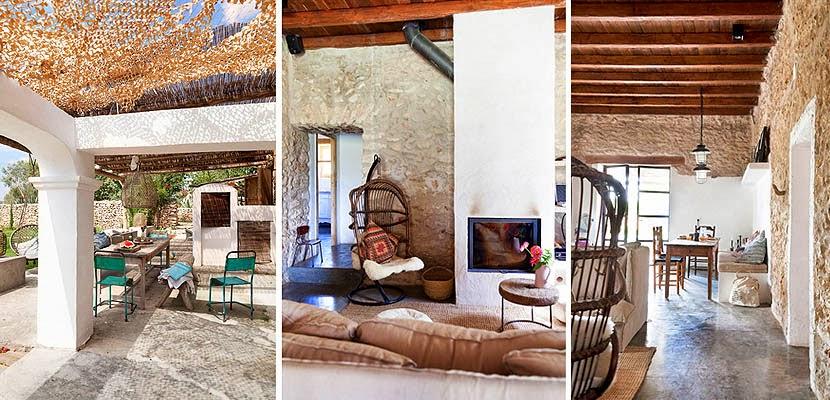 Marzua una preciosa casa r stica en ibiza for Decoracion ibicenca