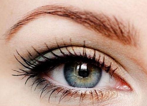 Maquillaje de ojos para el diario