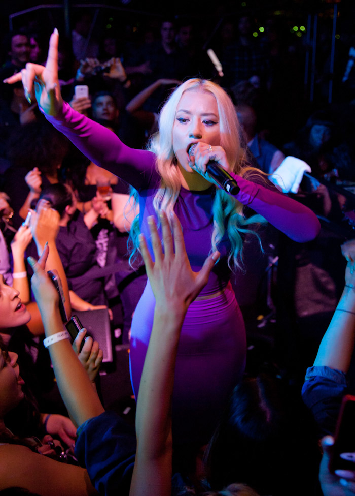 I Love Las Vegas Magazine Blog Hot Pop Sensation Iggy