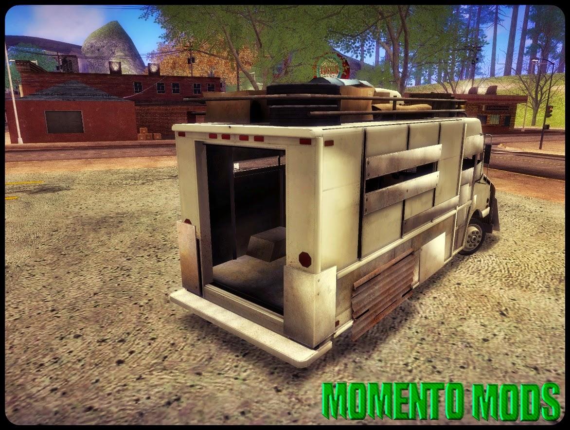 GTA SA - Monster Van