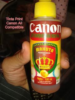 Tinta Printer Canon All Compatible