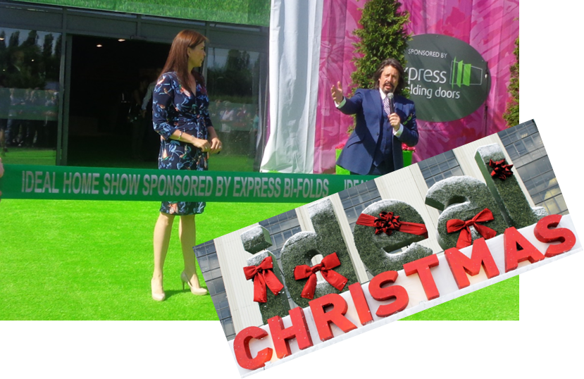 chickywiggle s blogspot the ideal home show at christmas manchester