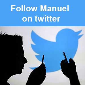 Manuel's Twitter Profile