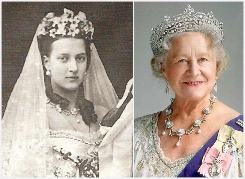 From Her Majestys Jewel Vault Queen Alexandras Wedding Parure