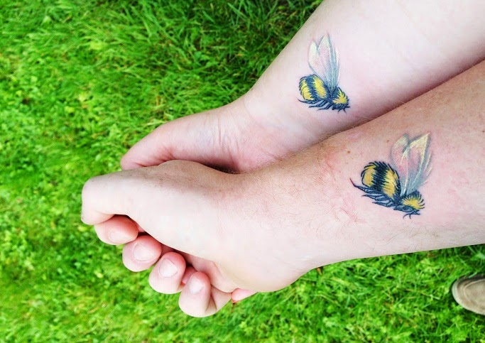 meaningful best friend tattoos ideas with various designs