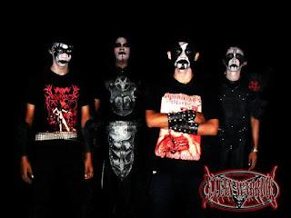 Satan Warrior Band Black Metal Bandar Lampung Indonesia Photo Wallpaper