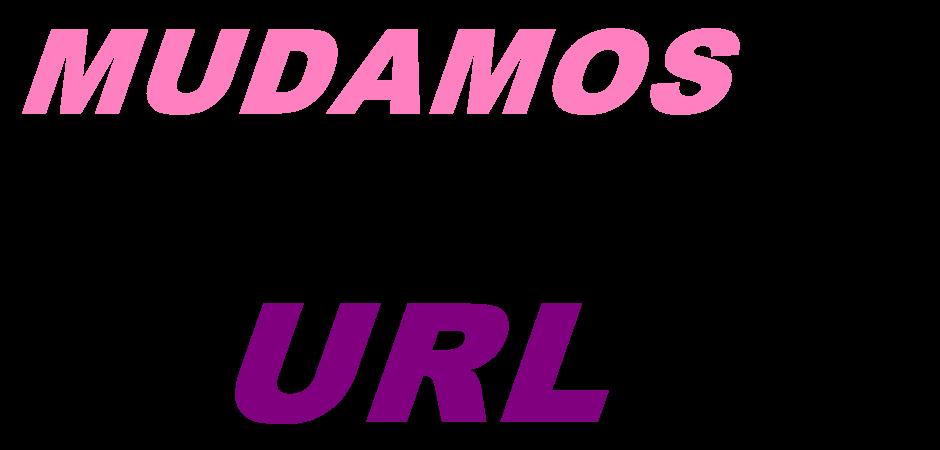MUDAMOS DE URL