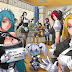 LoL Demacia Champion Girls Maid Cafe 3i