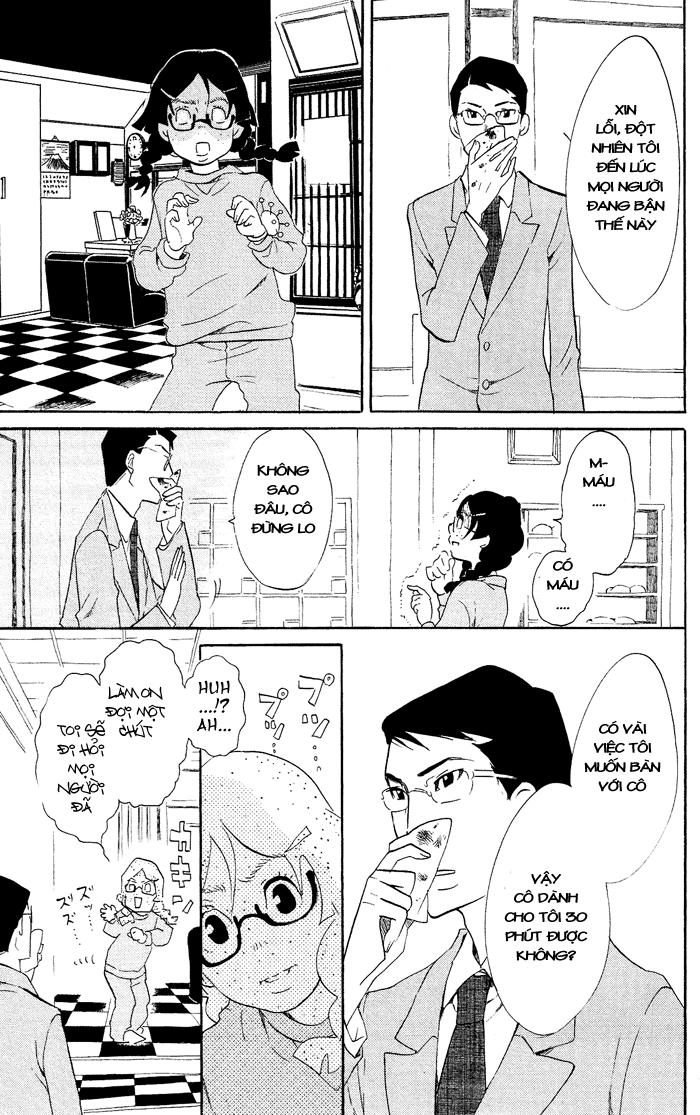 Kuragehime chap 39 - Trang 9